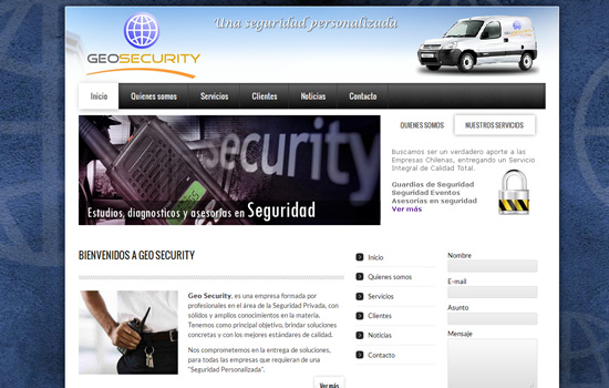 Geo security